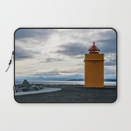 Lighthouse at the Point Laptop Sleeve