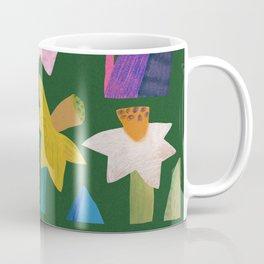 Daffodils and ladybird Coffee Mug