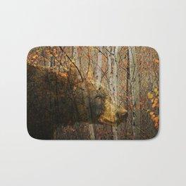The Forest Bear Bath Mat
