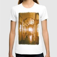 train T-shirts featuring Train  by Raquel Belloch
