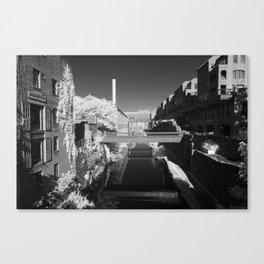 C&O Canal Canvas Print