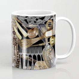 Antique Cutlery Coffee Mug