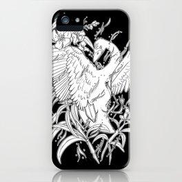 Oleander & Swan iPhone Case