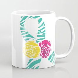 Endometriosis Ribbon 3 Coffee Mug