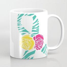 Endometriosis Ribbon 3 Coffee Mug