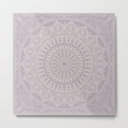 New Mandala 3 Metal Print