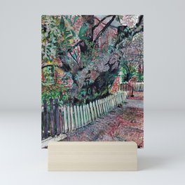 Honorable Yoshiko Cherry Tree Mini Art Print