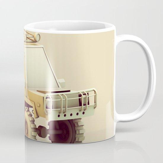SUV Mug