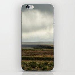 Rain on Me iPhone Skin