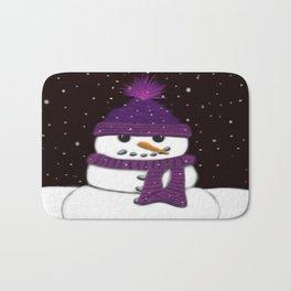 The Armless Snowman Bath Mat
