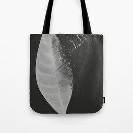 Skeleton leave Tote Bag