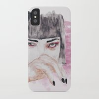 pulp fiction iPhone & iPod Cases featuring pulp fiction. by Ruwaa
