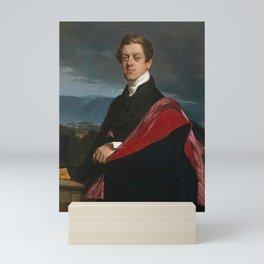 Jean-Auguste-Dominique Ingres - Portrait of Count Nikolay Guryev Mini Art Print