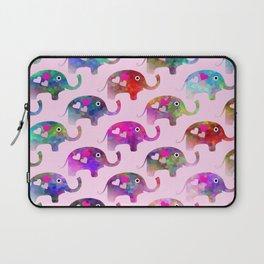 Elephant Party Laptop Sleeve