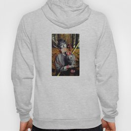 The Fall   Collage Hoody