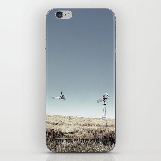 Dustoff downunder - Villenvue, QLD iPhone & iPod Skin