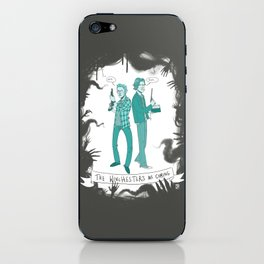 The Winchesters Are Coming - Supernatural iPhone Skin