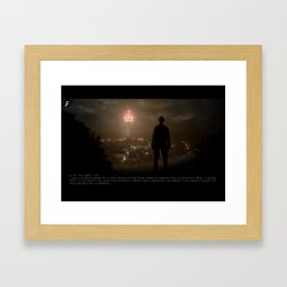 Parasomnia 01 Framed Art Print