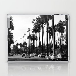 Los Angeles Black and White Laptop & iPad Skin
