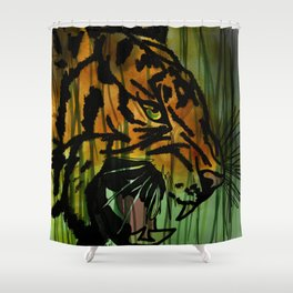 Hunt Shower Curtain