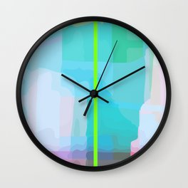 Metropolitan II Wall Clock