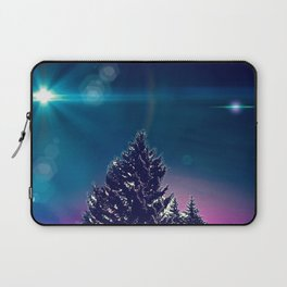 Snowtopian Dysfall Laptop Sleeve