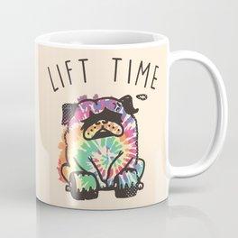 LIFT TIME Coffee Mug