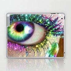 Rainbow Eye Laptop & iPad Skin