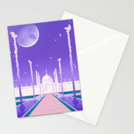 Visit the Moon Kingdom / Sailor Moon Stationery Cards