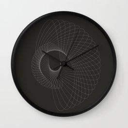 toroid.ii Wall Clock