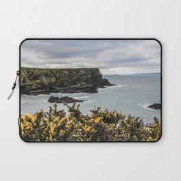 Travel to Ireland: Intro to Giant's Causeway Laptop Sleeve