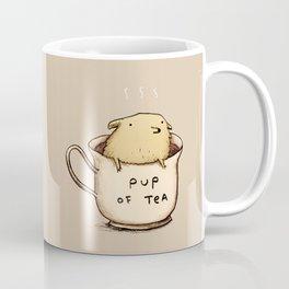 Pup of Tea Coffee Mug