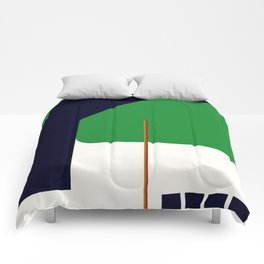 Late Night Tv 009 Comforters
