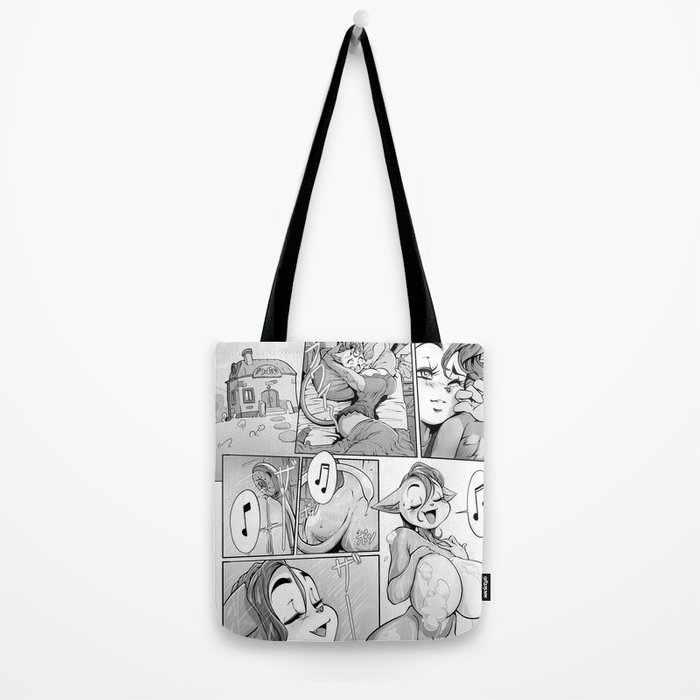 Good Morning Dr Pussycat Tote Bag