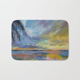 Islamorada Sunset Bath Mat