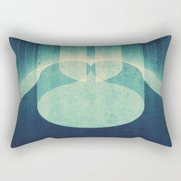 Earth - Aurora Borealis Rectangular Pillow
