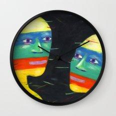 Jet Set Wall Clock