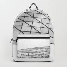 Modern architecture Backpack