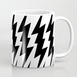 BASiC LiGHTNiNG BOLT PATTERN Coffee Mug