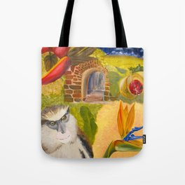 Scenes of Grenada Tote Bag
