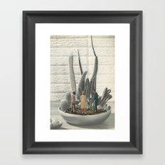 Plantlife - Species Framed Art Print