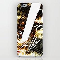 SpaceX Celebration iPhone & iPod Skin