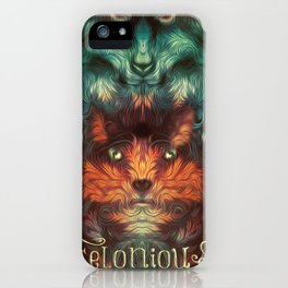 Felonious iPhone Case
