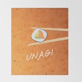 Friends 20th - Unagi Throw Blanket