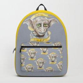 Dobby free Elf Harry Patter Backpack