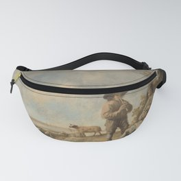 Piping Shepherds,ca. 1643–44 Fanny Pack