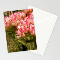 Ring van Rust  Stationery Cards