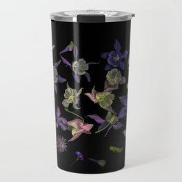 Flower Magic Travel Mug