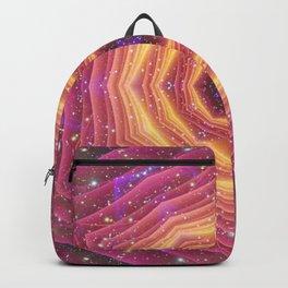 Star Gate Mandala Backpack