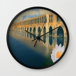 Si-o-se Pol Wall Clock
